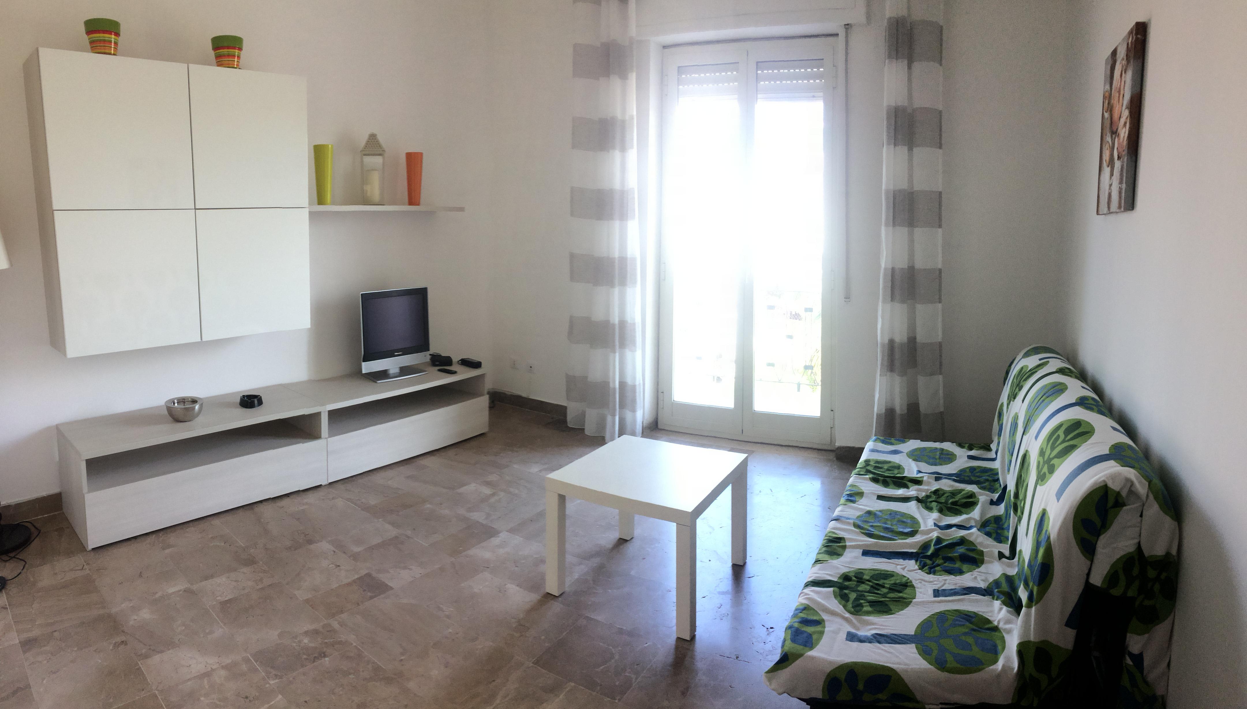Appartamento al piano secondo
