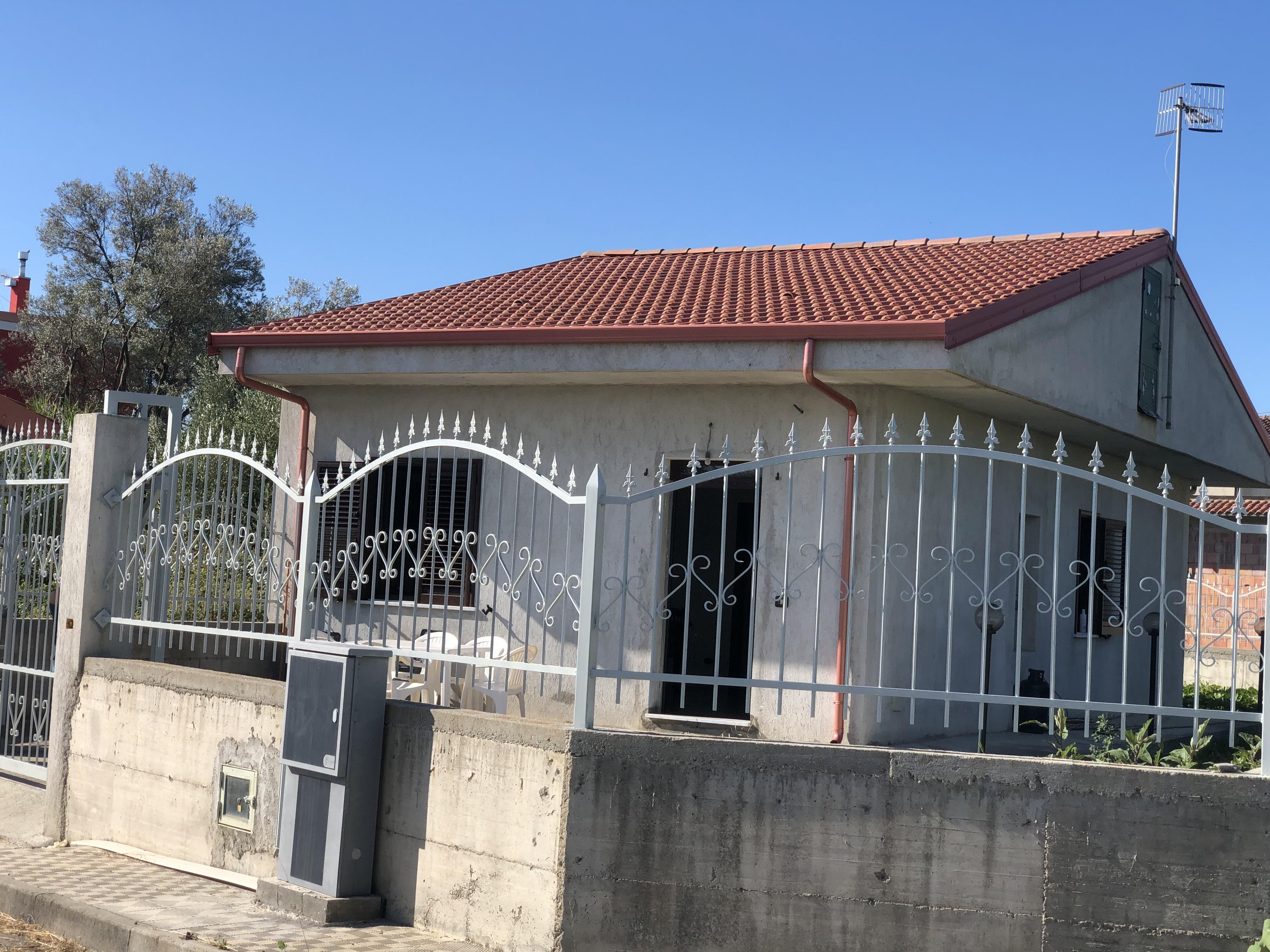 Villetta indipendente in C.da Limachi